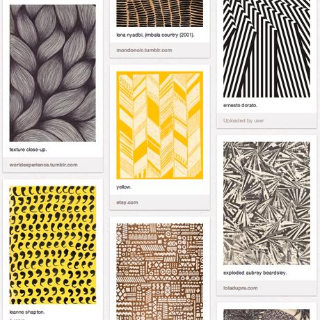 Patterns, please