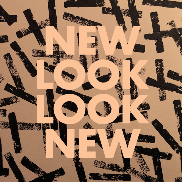 New look, look new